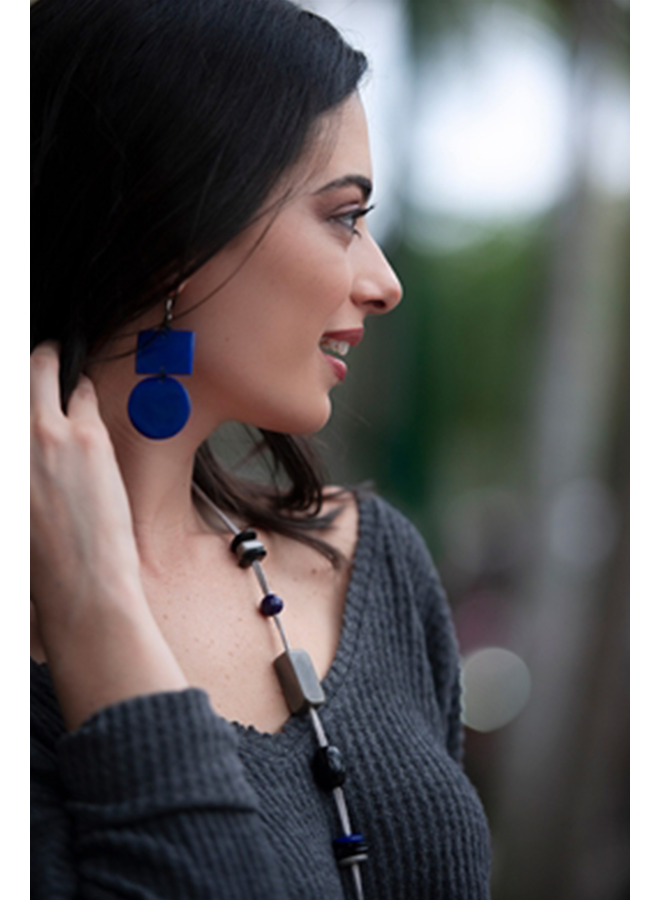 Tagua Tumbes Earrings