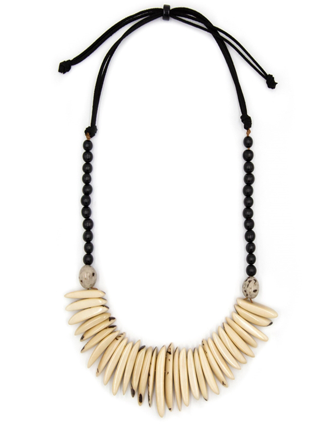 Tagua Baltra Necklace