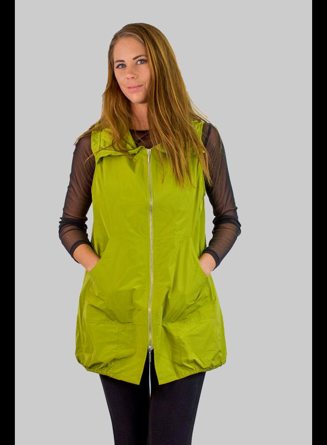 Liv Tunic Vest In Citron