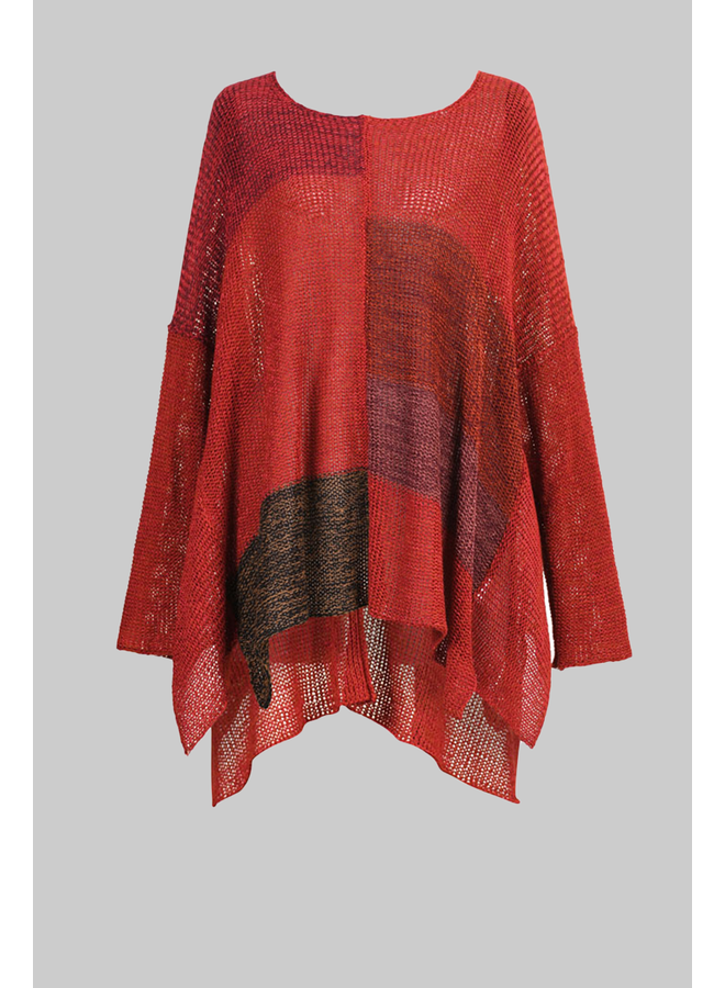 Alembika Brick Sweater