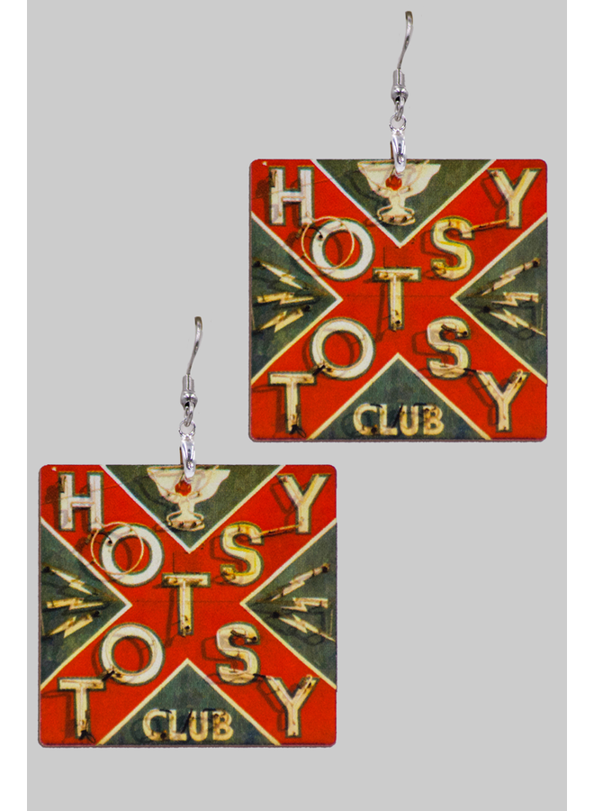Hotsy Totsy Earrings