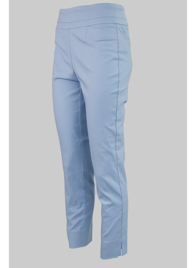 The Ankle Cigarette Magic Pant In Ocean