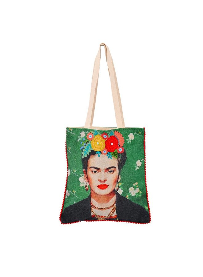 Karma Living's  Frida Bordadas Tote