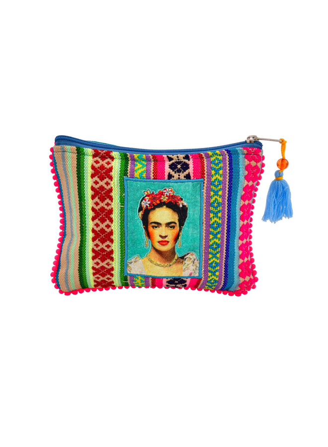 Karma Living's Patched Frida Pouch