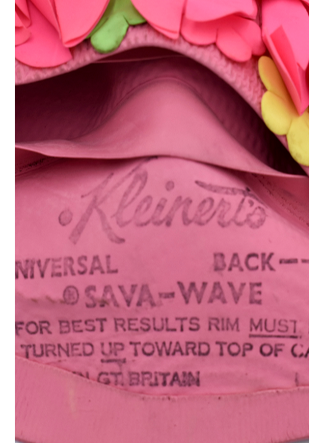 Kleinert's Vintage Pink Bathing Cap