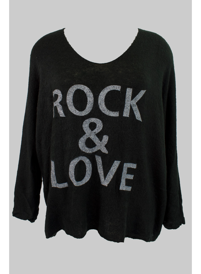 Comes In Black, Grey & White