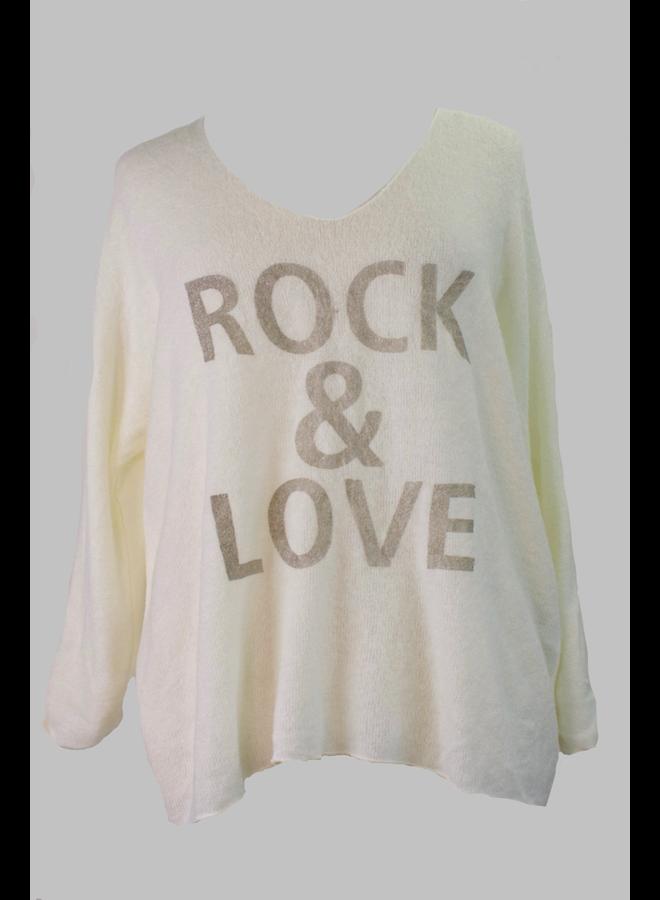 Rock N' Love Sweater