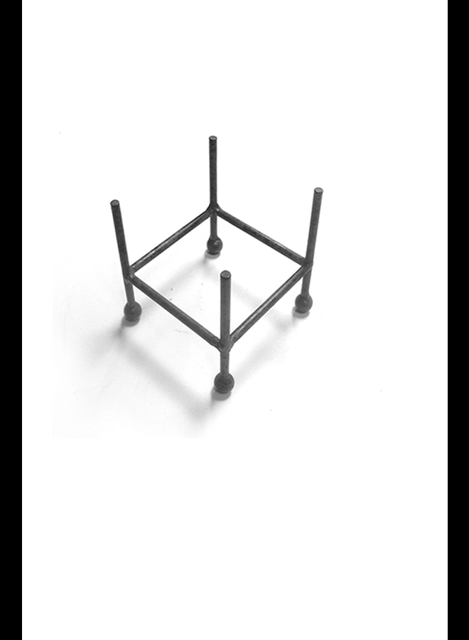 Studio Vertu's I DO Marble Coaster Set W/Stand