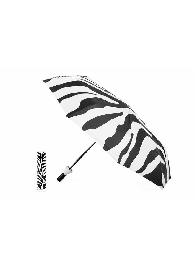 Vinrella Zebra Bottle Umbrella