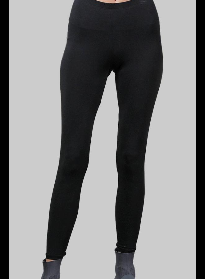 Chalet Bamboo Mala Leggings In Black