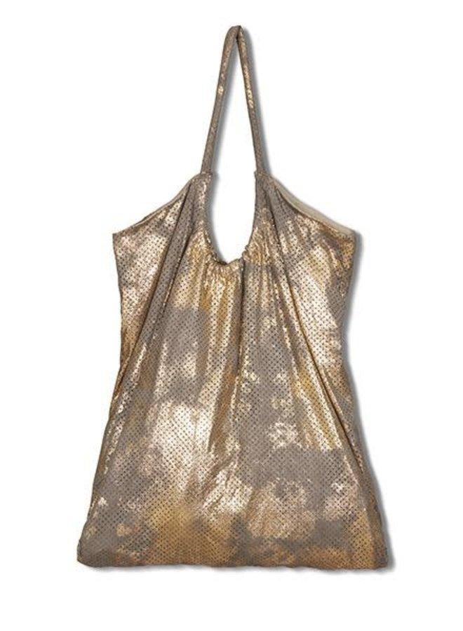 Alembika Resort Bag In Gold