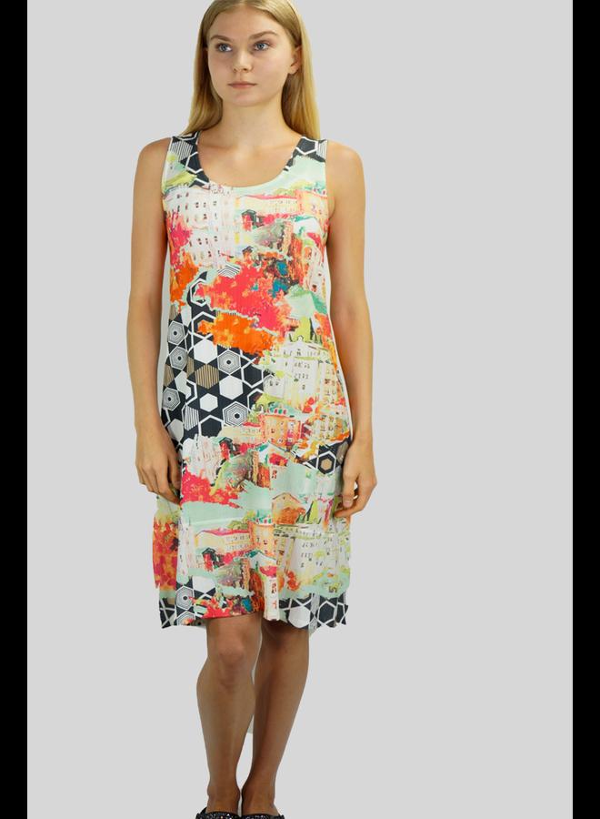Inoah Honeycomb Dress