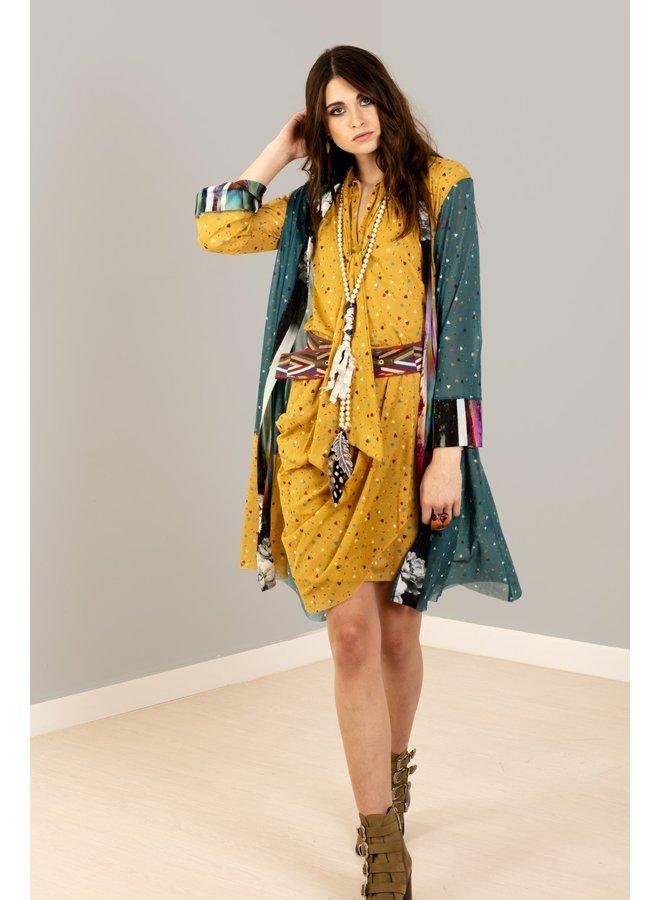 Petit Pois Kimono In Love Me Tender