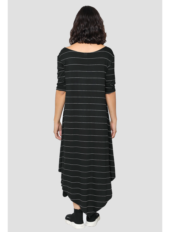 MSquare Side Ruched Dress