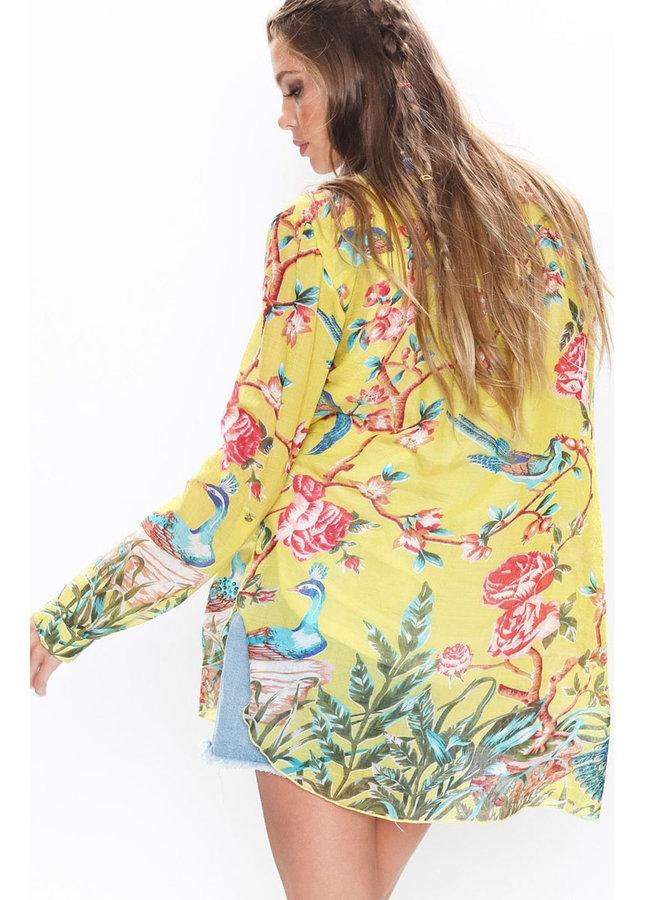 Aratta's Wild Flowers Kimono