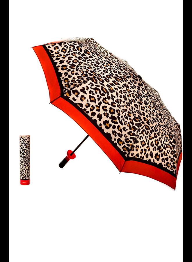 Vinrella Leopard Bottle Umbrella