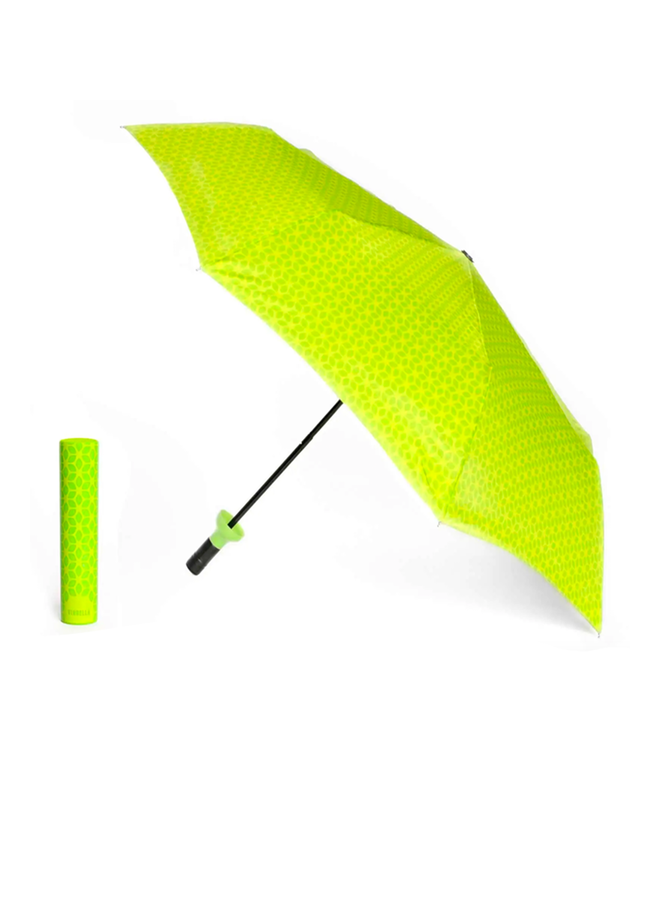 Vinrella Botanical Green Bottle Umbrella