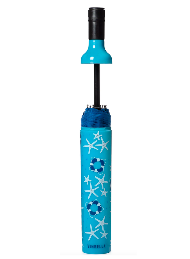 Vinrella Coastal Days Bottle Umbrella
