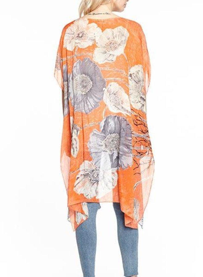 Aratta's Orange Blossom Kimono