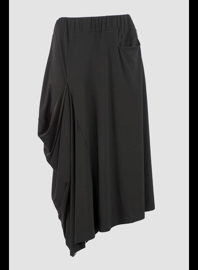 Comfy's Sun Kim Vivien Skirt In Black