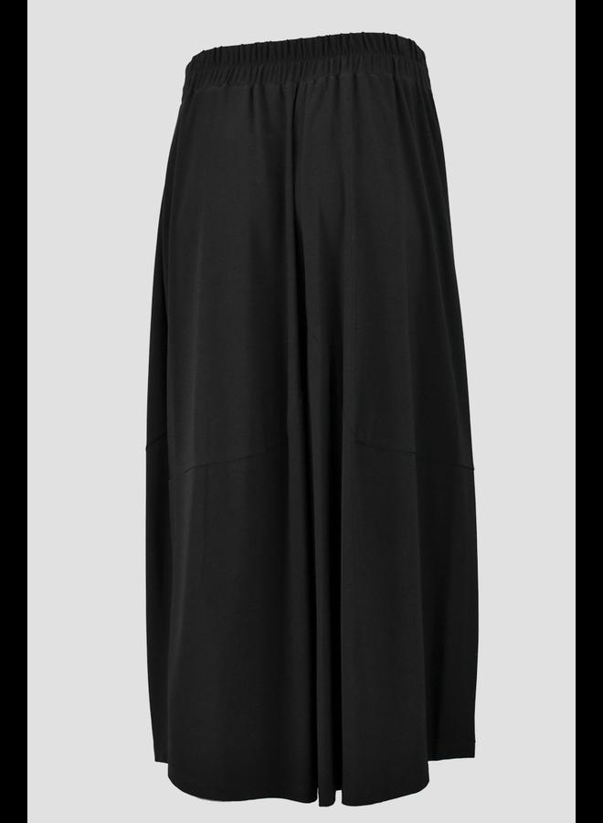 Comfy's Sun Kim Finna Skirt In Black