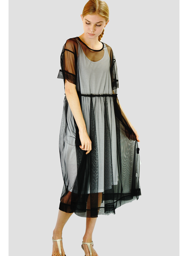 Comfy's Alicia Dress In Black