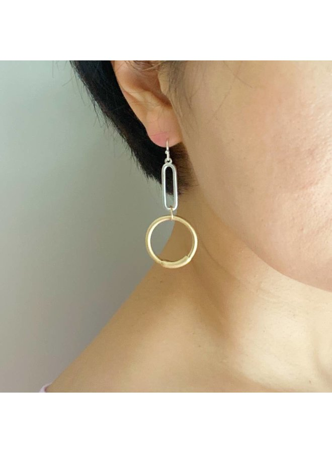 Link Shapes Earrings