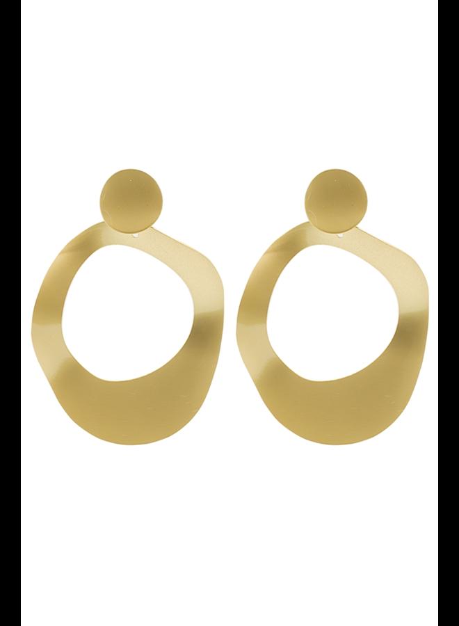 Wavy  Earrings