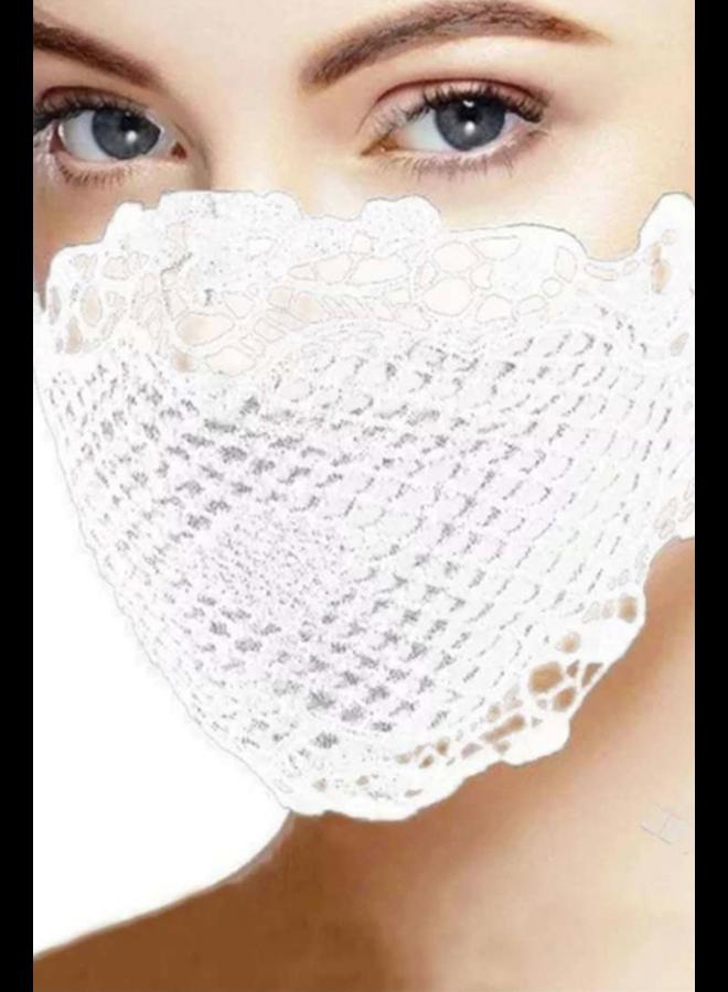 Crochet Face Masks