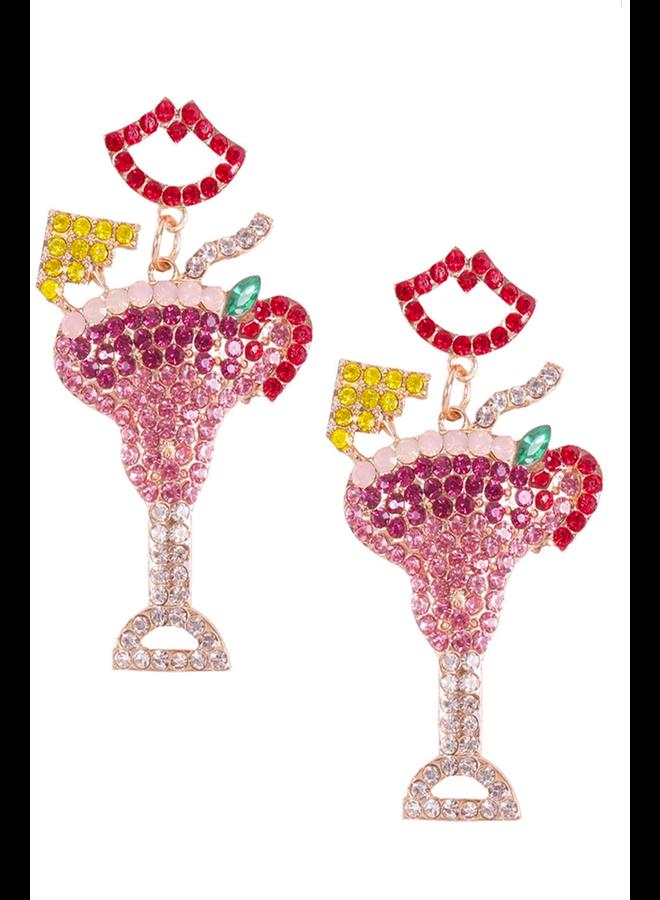 Merry Margarita Earrings