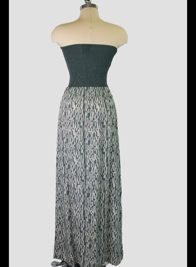 Rainforest Maxi Dress