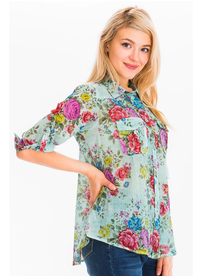 Garden Party Shirt