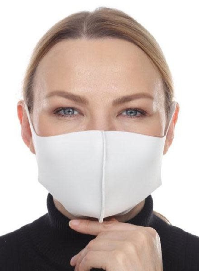 Terra Breathable Mask In Ivory