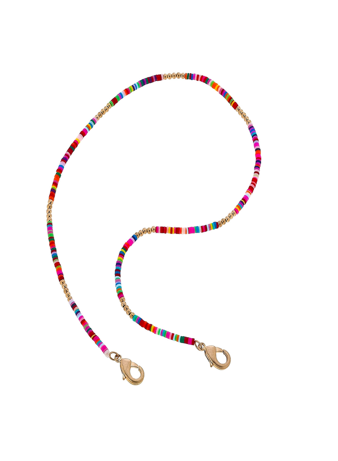 Emberly Multi Color Mask Chain