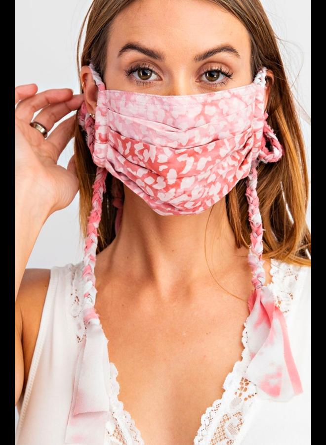 Boho Braided Masks