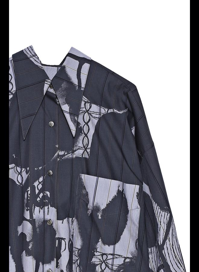 JBNY Navy Shirt