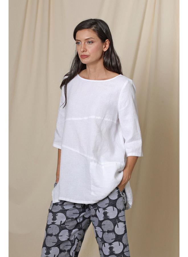 Chalet Linen Isobel Tunic
