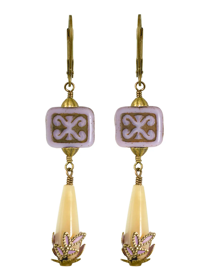 Fairyland Temple Of Xena Earrings