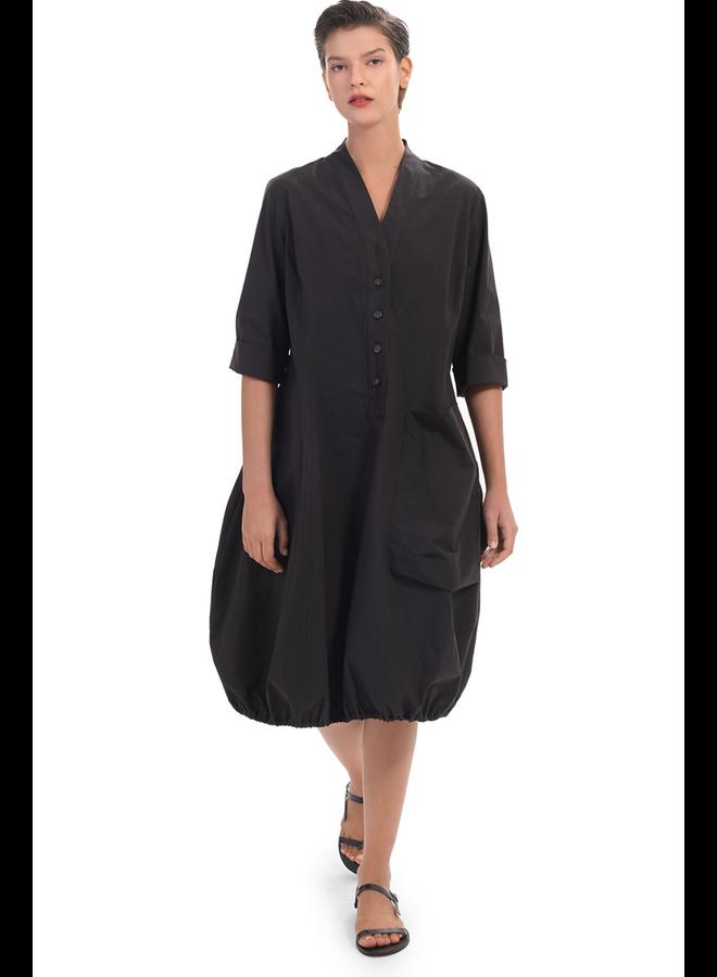 Alembika Cotton Shirt Dress
