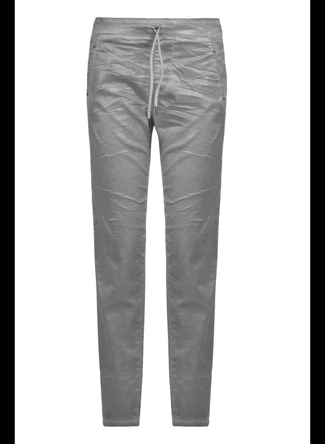 Alembika Jeans In Silver