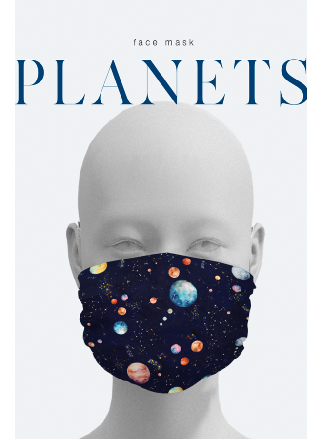Planets Mask