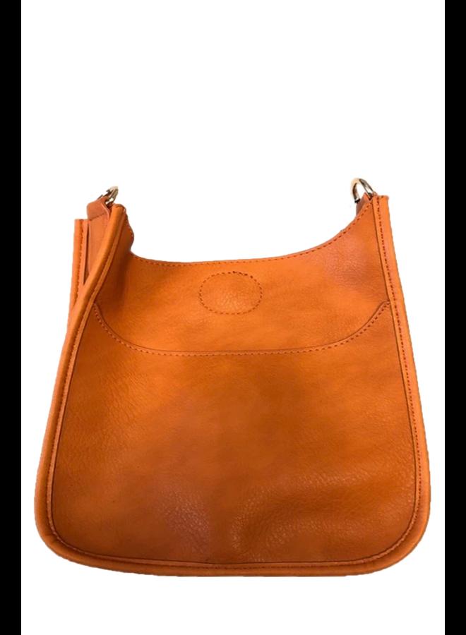 Ahdorned Mini Orange Bag