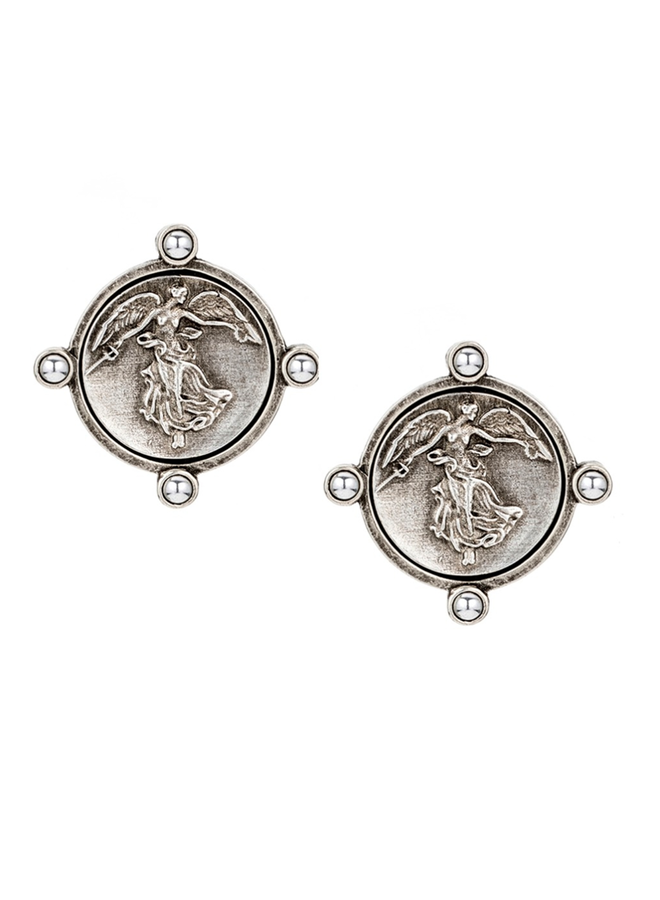 French Kande Oreille Earrings