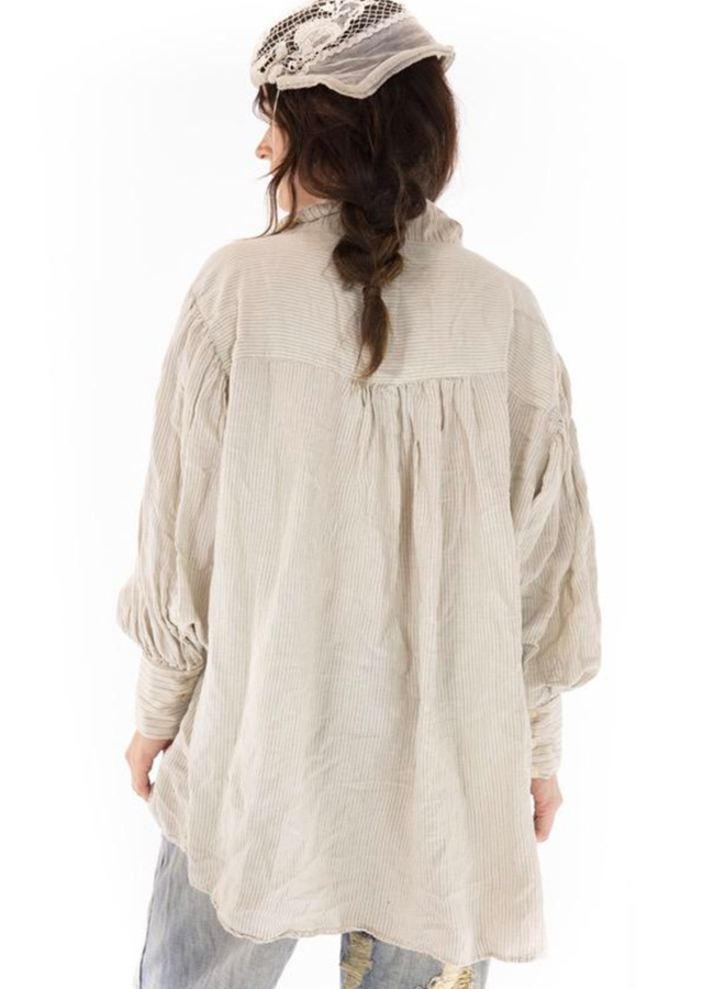 Magnolia Pearl Cotton Tora Shirt