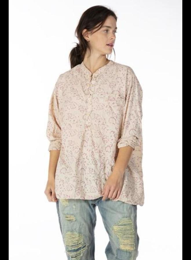 Magnolia Pearl Hand Blocked Alana Shirt