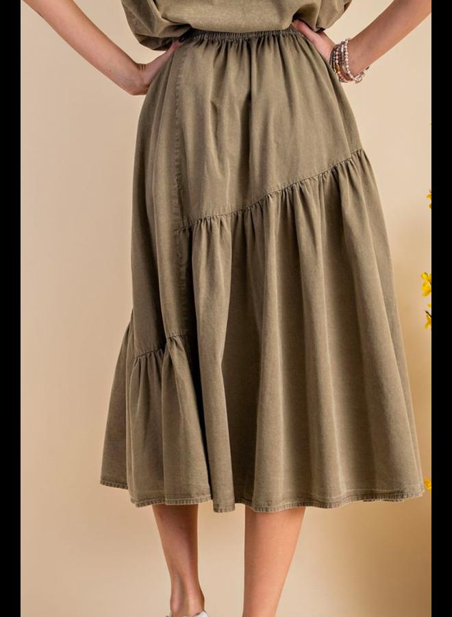 Wear A Skirt