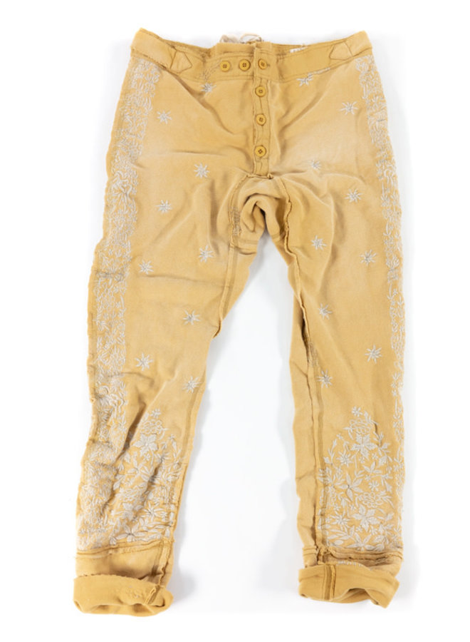 Magnolia Pearl Embroidered Whistlestop Pant