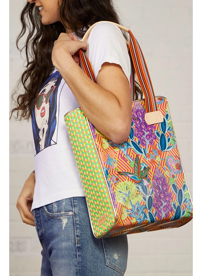 Consuela Chica Classic Tote In Busy