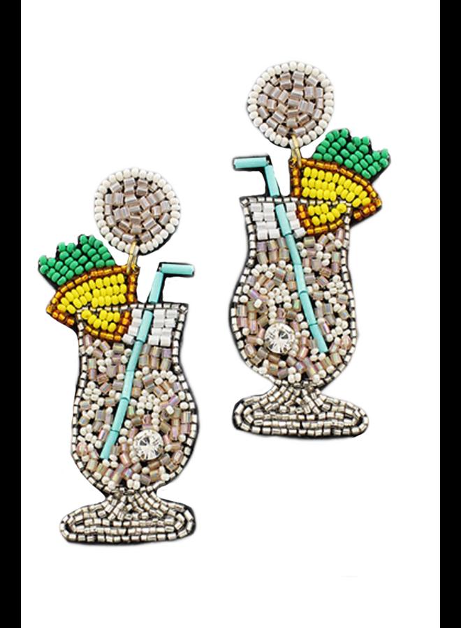 Pina Colada Earrings