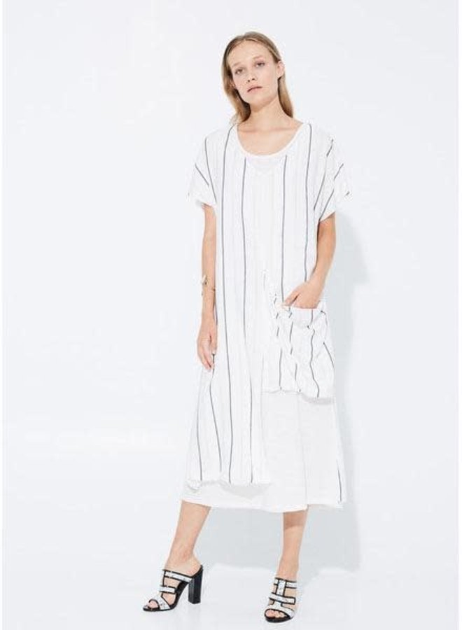 Ozai Fabric Dress